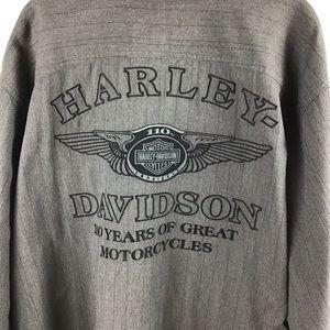 HARLEY DAVIDSON 110th Anniversary Shirt